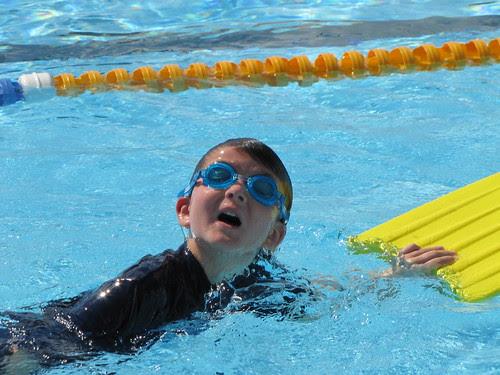 Swim Lessons in Oz