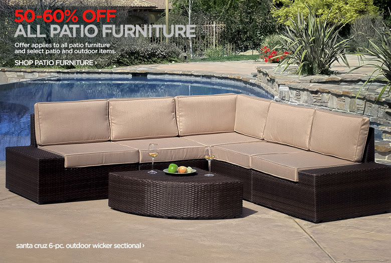 Patio & Outdoor Living - Shop Patio Furniture, Grills, Fire Pits ...