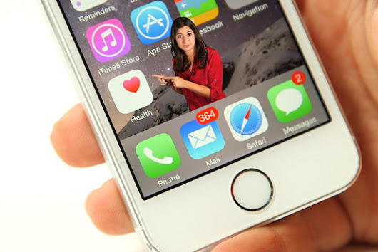 Apple iOS 8 Review: A New Phone Without Buying One  - WSJ