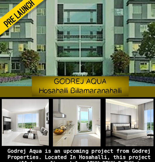 Godrej Aqua Everything That Your Home Is Supposed To Be