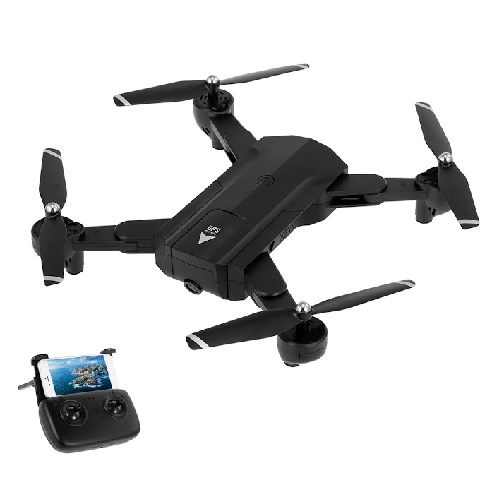 SG900-S 720P 1080P HD Camera Drone GPS Positioning Wifi FPV Professional Drone Foldable Selfie RC Quadcopter Dron