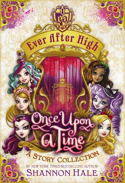 Resultado de imagen para ever after high books shannon hale