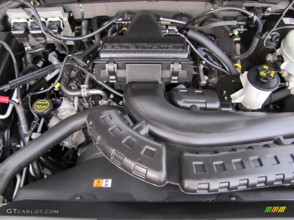 Ford 5 4 Liter Engine Diagram