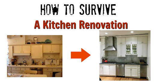 How To Survive a Kitchen Renovation