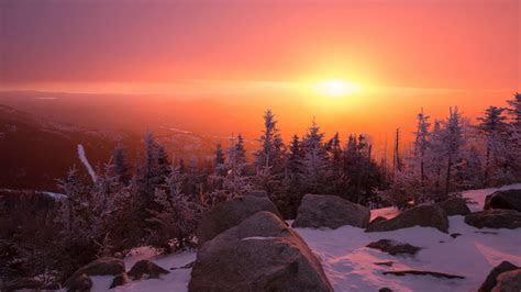 sunrise  top  gondola  whiteface hd  wallpaper
