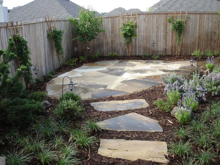 Small Flagstone Patio Ideas