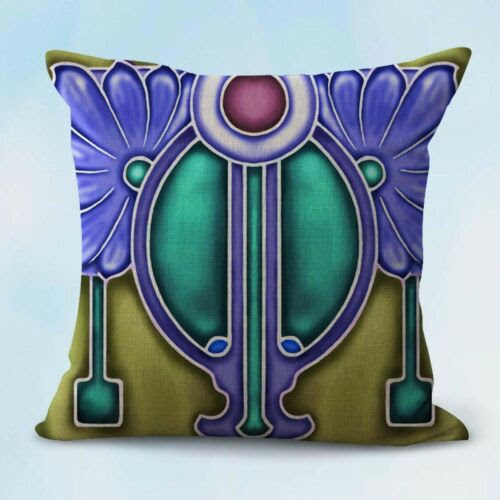 4pcs Cushion Covers Art Nouveau Cheap Home Decor Ideas Us Seller Nautical Home Decor Pillows