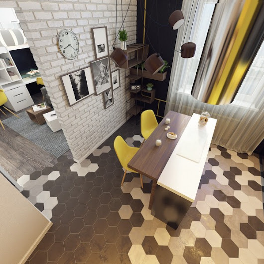 Cute and Stylish Spaces Under 50 square meters | Style & Decor