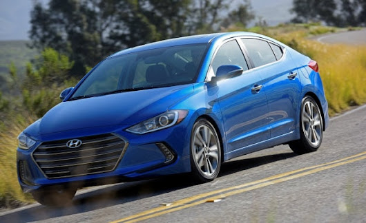 2018 Hyundai Elantra Receives New Trim & Updates