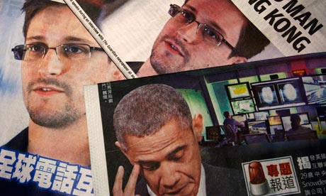 NSA archivos Edward Snowden Obama