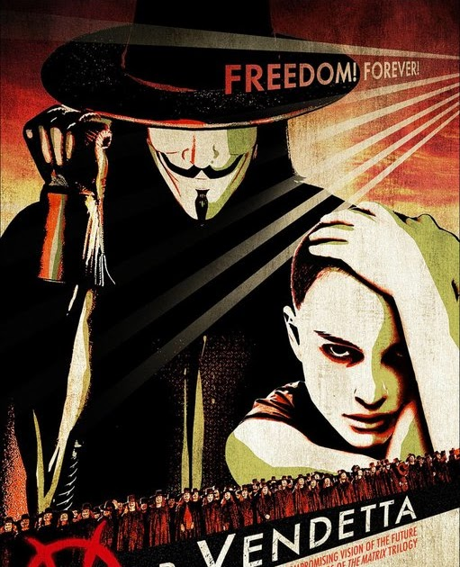 dystopian society v for vendetta In a way, v for vendetta by alan moore and david lloyd is almost too  under the  banner norsefire, quickly establishing a dystopian, fascist order in a  camp in  the early days of the reborn society, but v has a wider agenda.