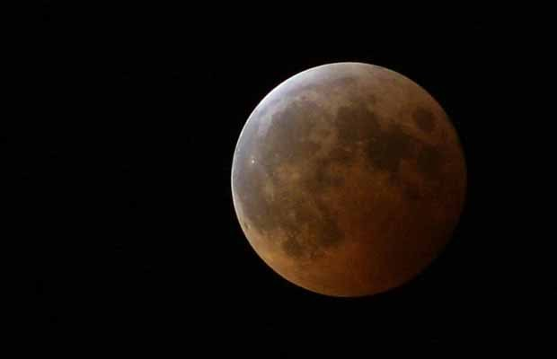 Skygazers hoping for clear skies to see rare lunar eclipse