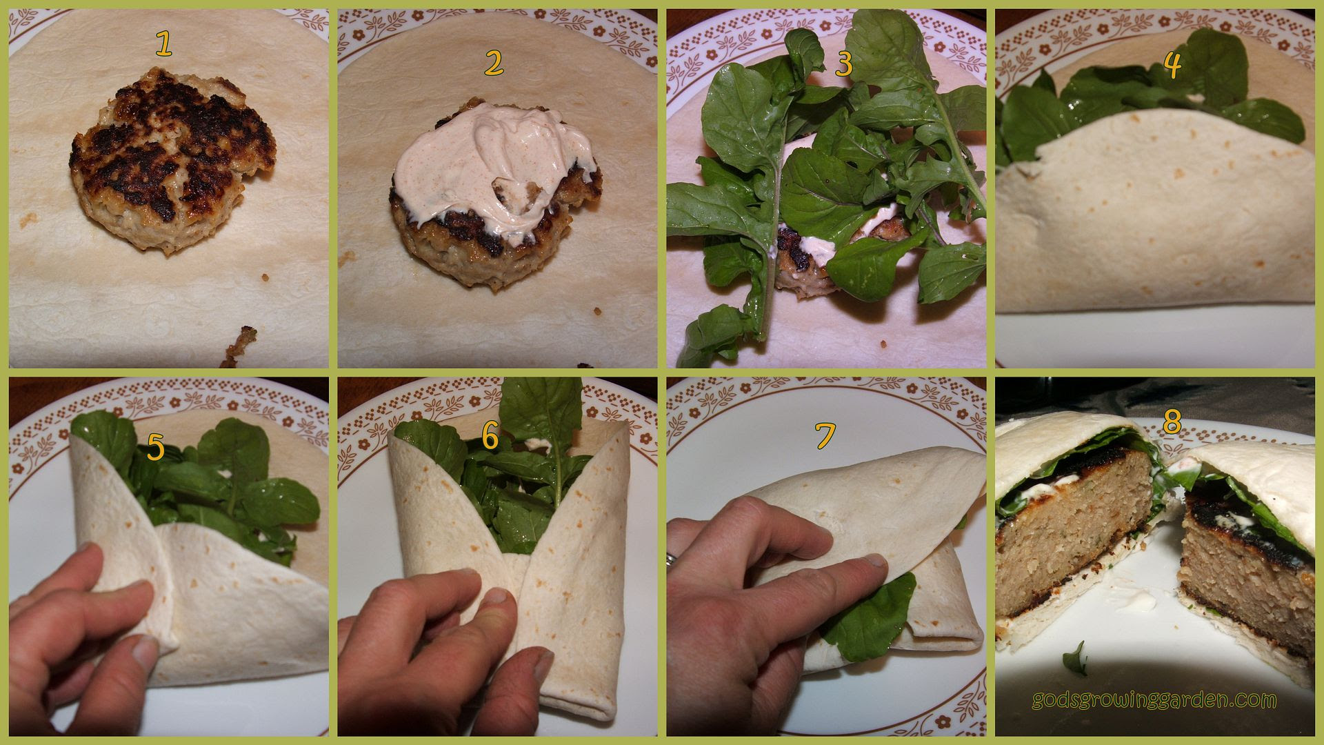 Chicken Burger by Angie Ouellette-Tower for godsgrowinggarden.com photo 2014-07-16_zps5252eef7.jpg