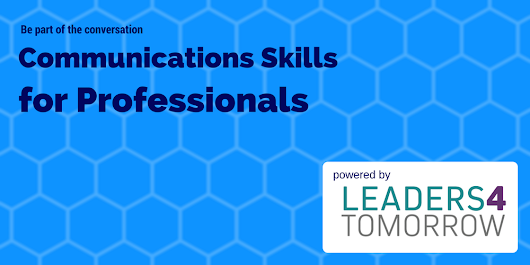 Communications Skills for Professionals