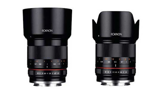 Samyang adds two new Rokinon 50mm f/1.2 and Rokinon 21mm f/1.4 Lenses for APS-C and Micro Four Thirds