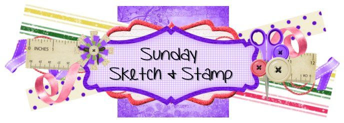Sunday Sketch & Stamp