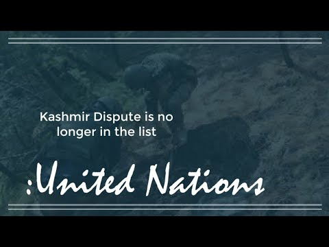 Kashmir Dispute - Know it all