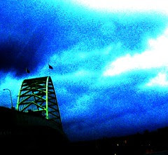 Fremont bridge - portland,or