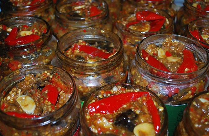 Топ-8 самых бомбовых вкуснейших рецептов из баклажан!
