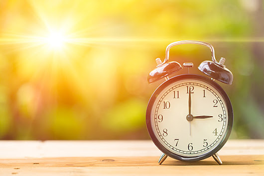 Spring ahead — When Daylight Saving Time 2017 begins