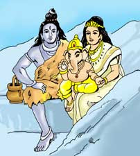 The Story of Lord Ganesha