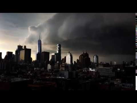 New York Shelf Cloud