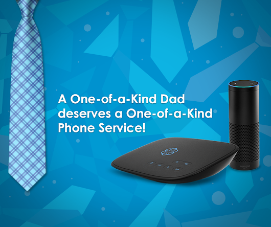 Ooma's Father's Day Giveaway