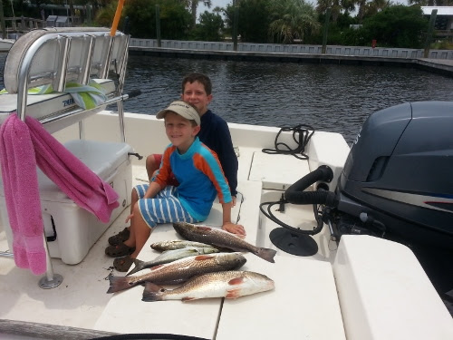 Cape Fear Guide -July 17th - Cape Fear Guide Fishing Report