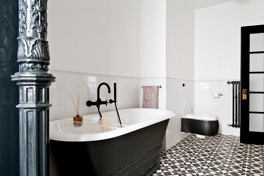 25 Creative Geometric Tile Ideas That Bring Excitement to ...
