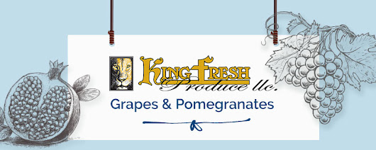 King Fresh's Keith and Paige Wilson Discuss Ongoing Grape Season and Upcoming Pomegranates