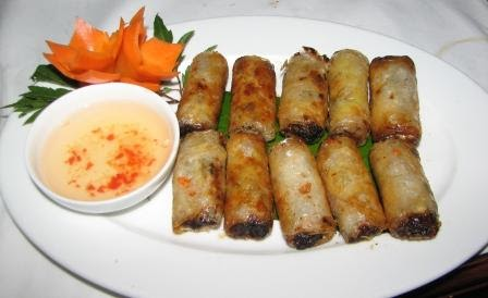 Vietnamese God: Hanoi Fried Spring Rolls
