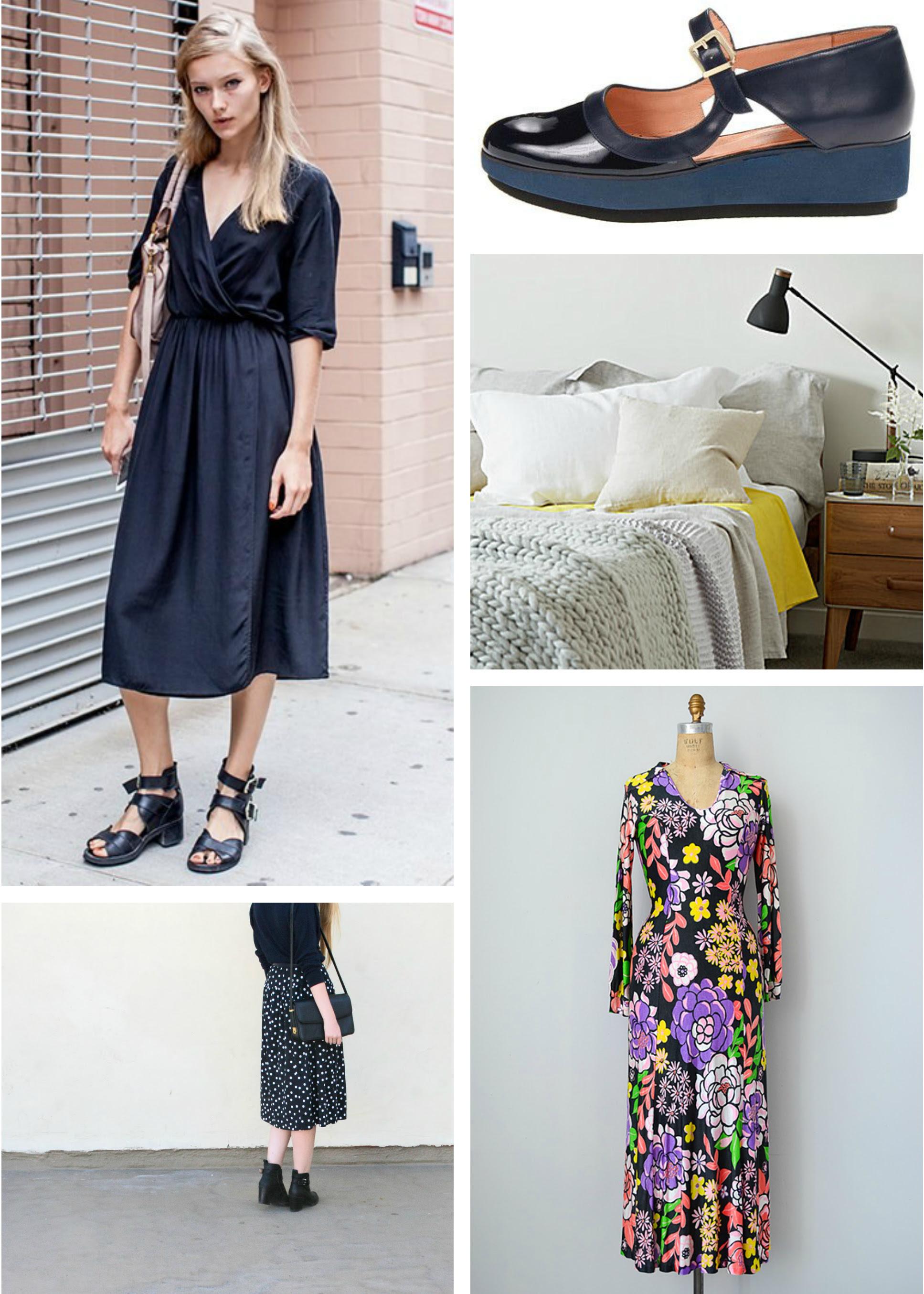 spring fashion styleboard