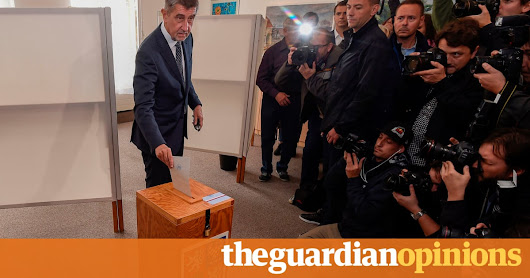 The best result from the Czech elections would be chaos | Jakub Patočka | Opinion | The Guardian
