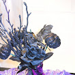 DIWS (Do It With Style!):  Gothic Glamour—Create A Bewitchingly-Beautiful Halloween Centerpiece for $5!