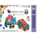 Magna-Tiles - Magnatiles Frosted Vehicle Set