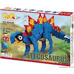 LaQ LAQ003140 Stegosaurus - 9.21 oz.