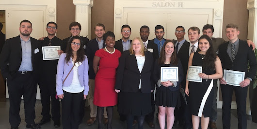 JCU Political Science Students Compete in the National University Model Arab League