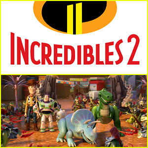 Disney & Pixar Reveal New 'Incredibles 2' & 'Toy Story 4' Details