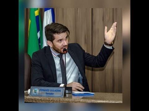 Vereador Fernando diz: Maurício não é meu dono, quem denuncia sou eu, tem gente do sistema fazendo politicagem na Secretaria de saúde