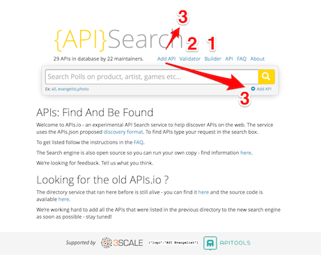 APIs.io and APIs.json Launched at Gluecon to Make API Discoverability More Like Search