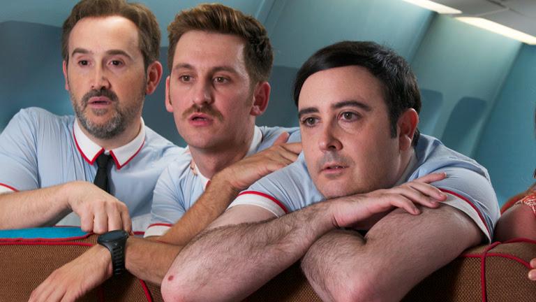 RTVE.es te adelanta el teaser de 'Los amantes pasajeros', la nueva comedia de Pedro Almodóvar