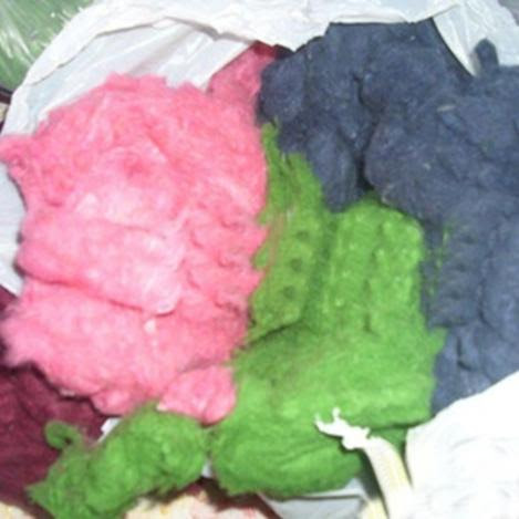 Processing Waste Cotton Garments to Serve Cotton Yarns and Wastes - Alga Group by Alga Group