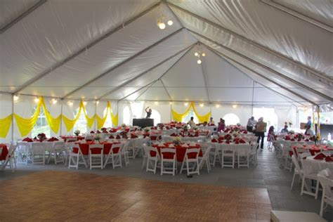 long island tent party rental