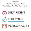 Diet Right for Your Personality Type: The Revolutionary 4-Week Weight-Loss Plan That Works for You: Jen Widerstrom: 9780451497987: Amazon.com: Books