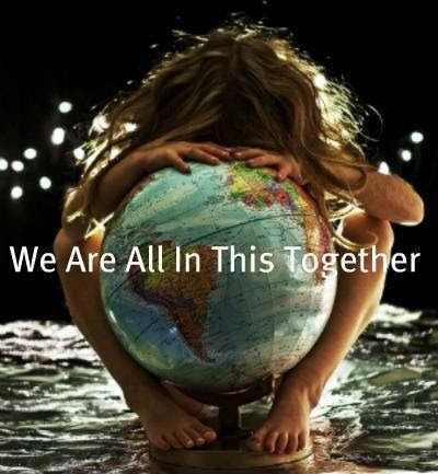 We Are All In This Together Picture Quotes