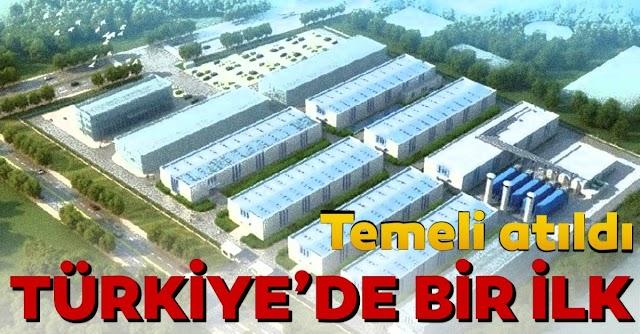 Türkiye'nin ilk bor karbür tesisi nerede açılmıştır?