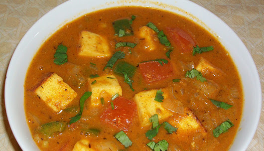 Paneer curry | LIFE OF US