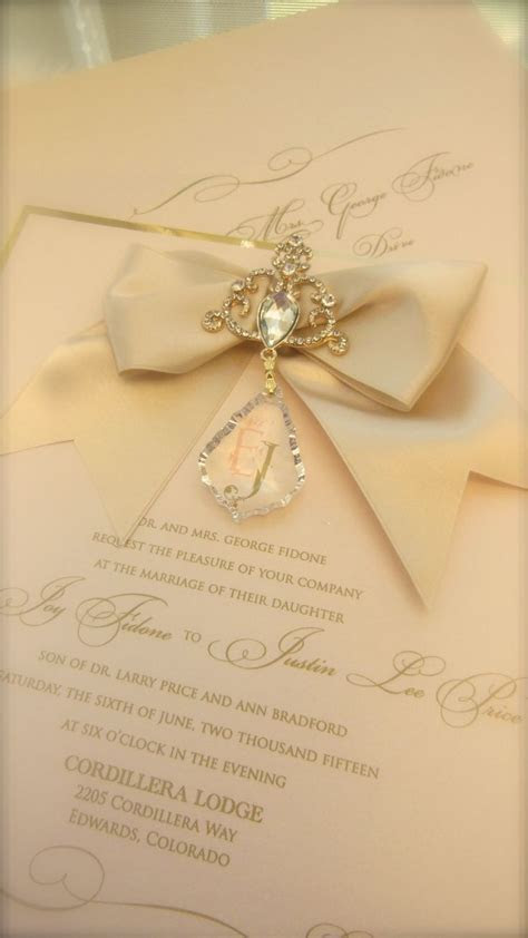 Best 25  Gold wedding invitations ideas on Pinterest