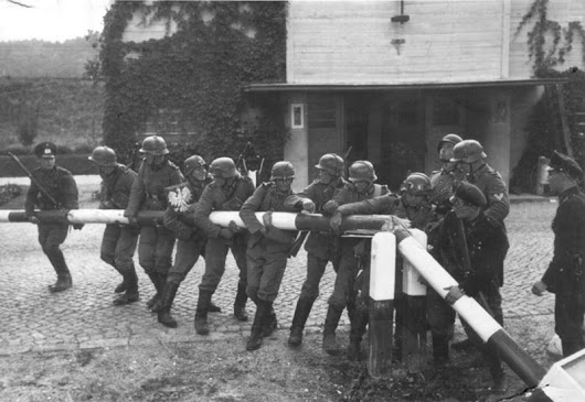 78 Years Ago Nazi Germany Invaded Poland and Started World War II, These Are The Pictures From That Operation