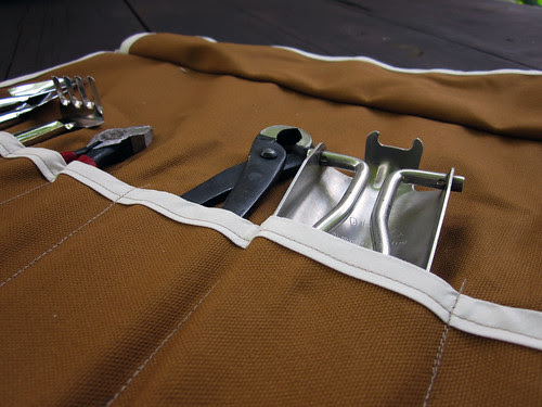 Bonsai Tool Wrap